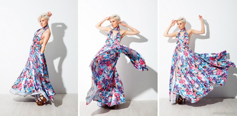 фотосъемка одежды в студии