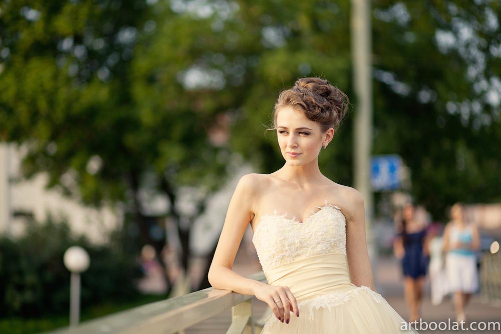 Wedding Saloon :: Свадебные прически в римском стиле - Свадебные