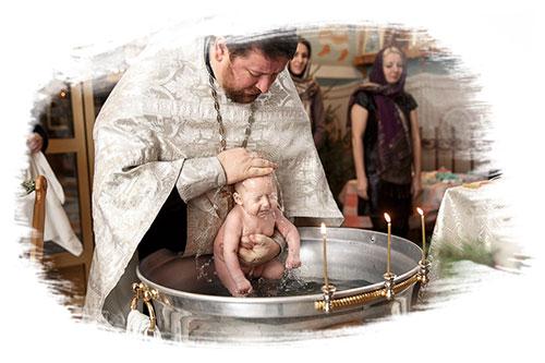 Фотосъемка обряда крещения в церкви или костеле в Минске