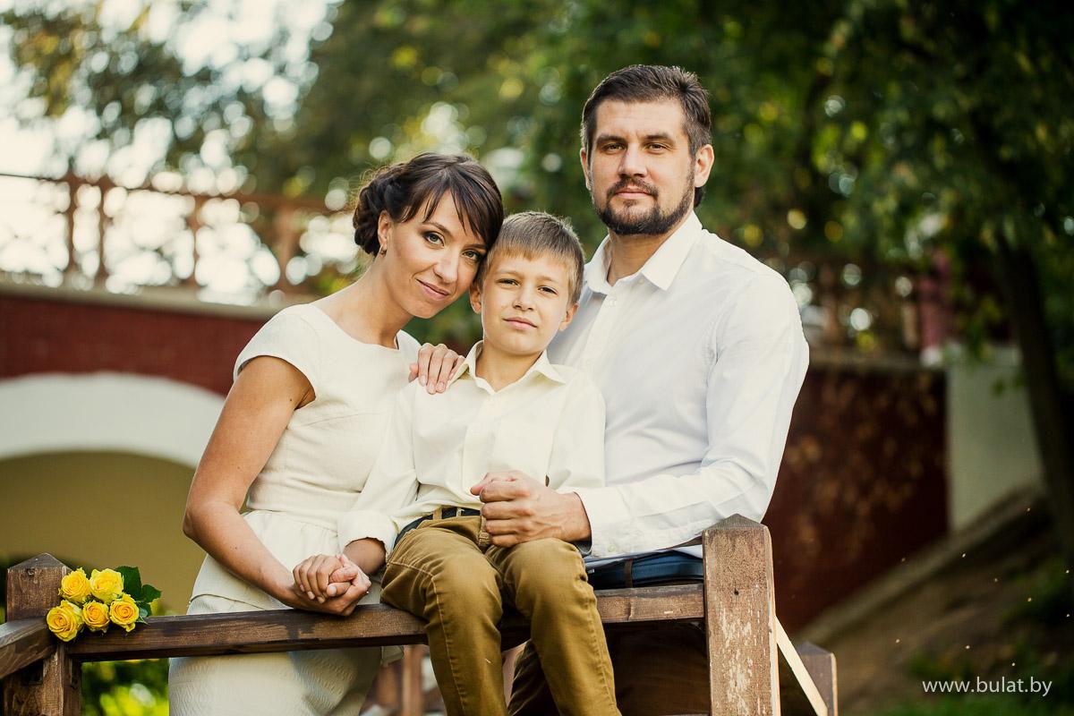 Профессиональные семейные фотосессии в Минске, семейный фотограф Булат Ягудин