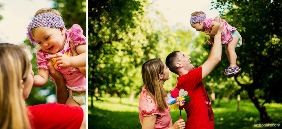 Семейная фотосессия минск