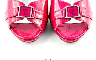 Рекламная фотосъемка обуви