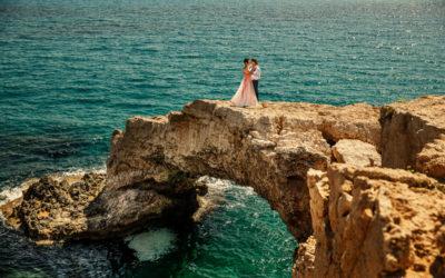 Свадебная фотосъемка на Кипре Игоря и Марины