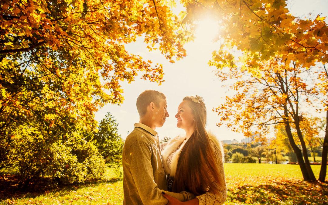 Солнечная love story Ани и Саши