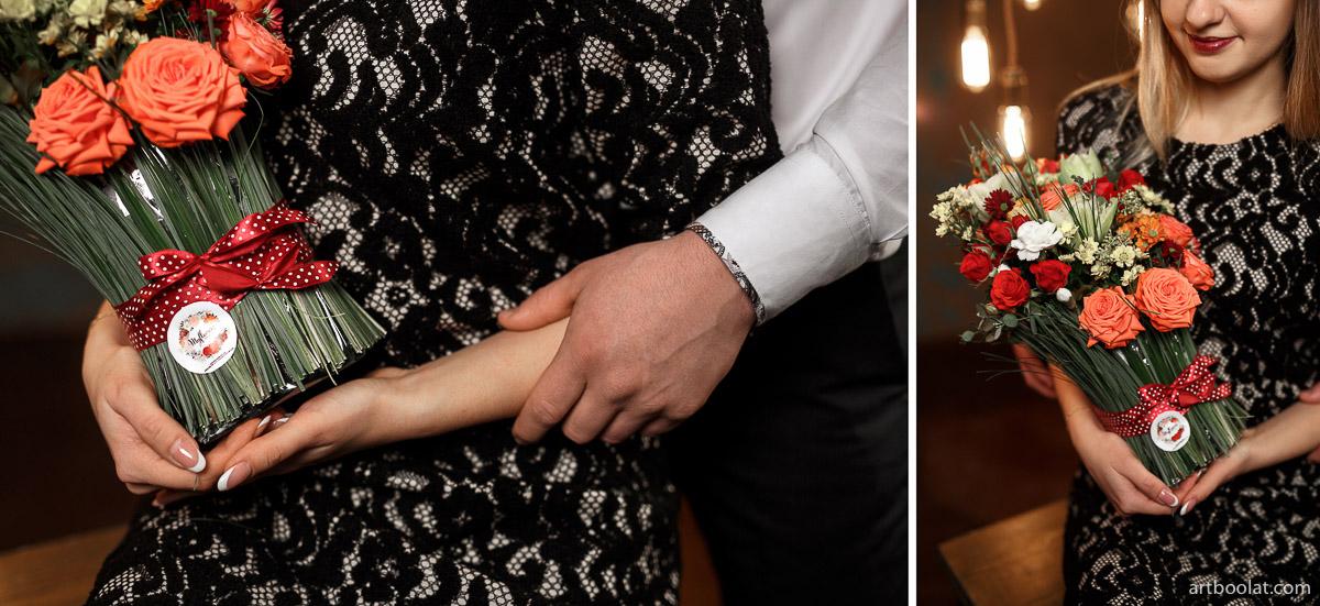 Красивая фотосессия для двоих love story в студии Минск, заказать и смотреть примеры на сайте фотографа Булата Ягудина
