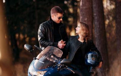 Осенняя love story Никиты и Тани