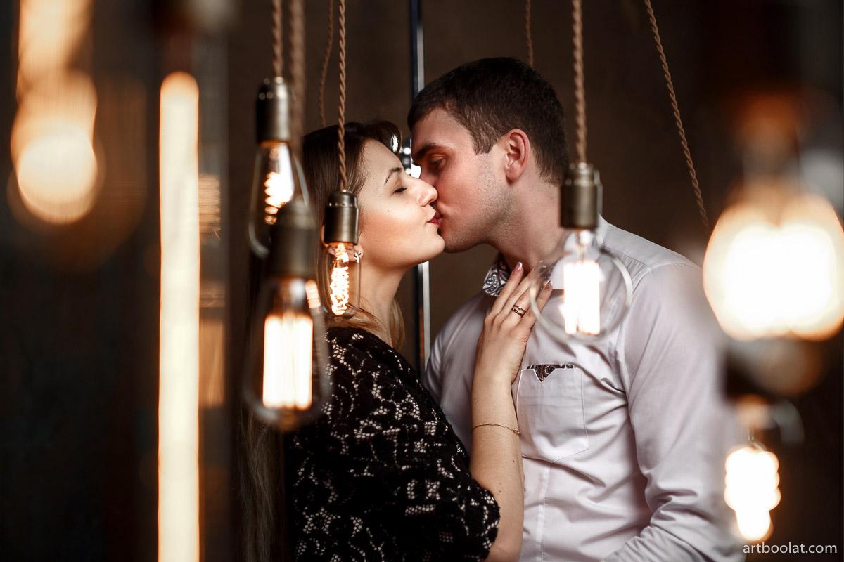 Сказочная фотосессия love story в студии Минск, заказать и смотреть примеры на сайте фотографа Булата Ягудина