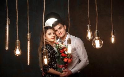 Сергей и Марина студийная love story