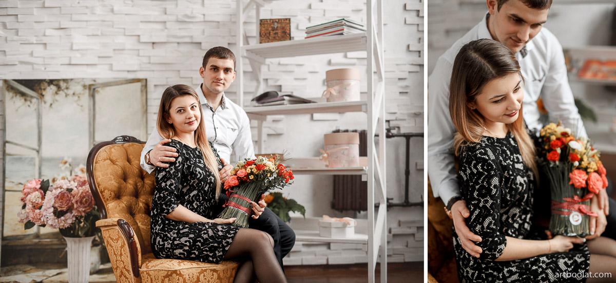 Необычная фотосессия для двоих love story в студии Минск, заказать и смотреть примеры на сайте фотографа Булата Ягудина