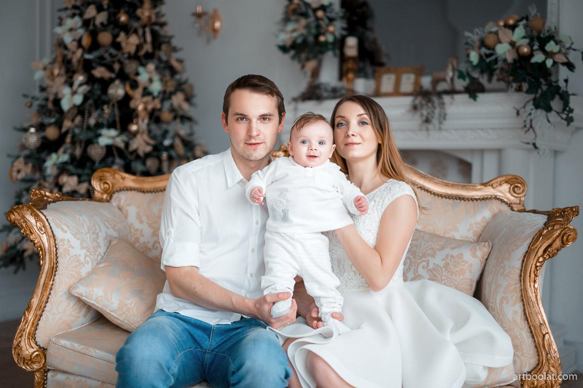 Подарочный сертификат на семейную фотосессию Минск